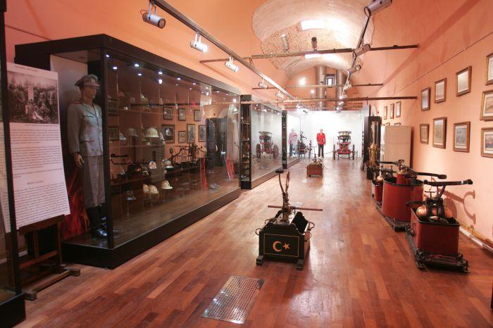 İtfaiye Müzesi - TİBDER | Tüm İtfaiyeciler Birliği Derneği